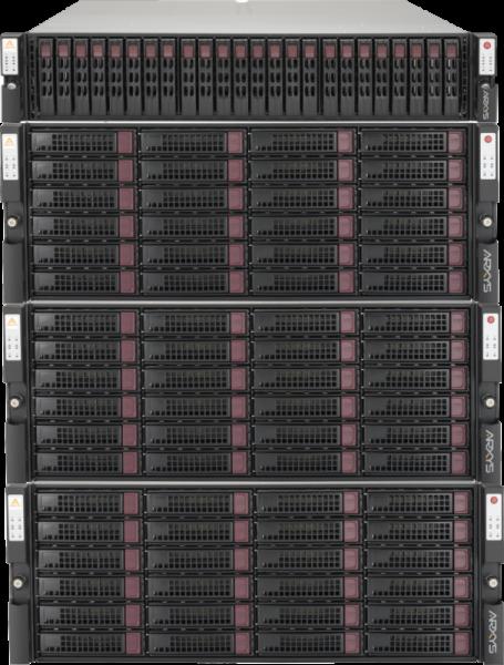 high availability HA storage arrays flash