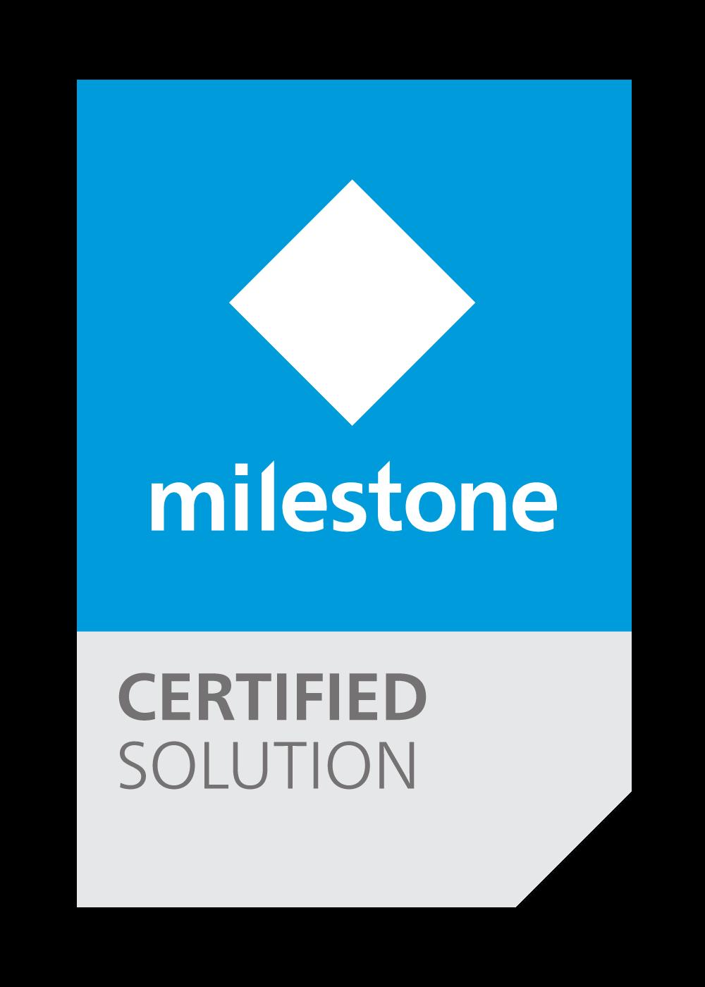 milestone certified solution