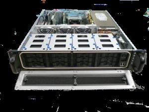 Mil-spec ruggedized NVR