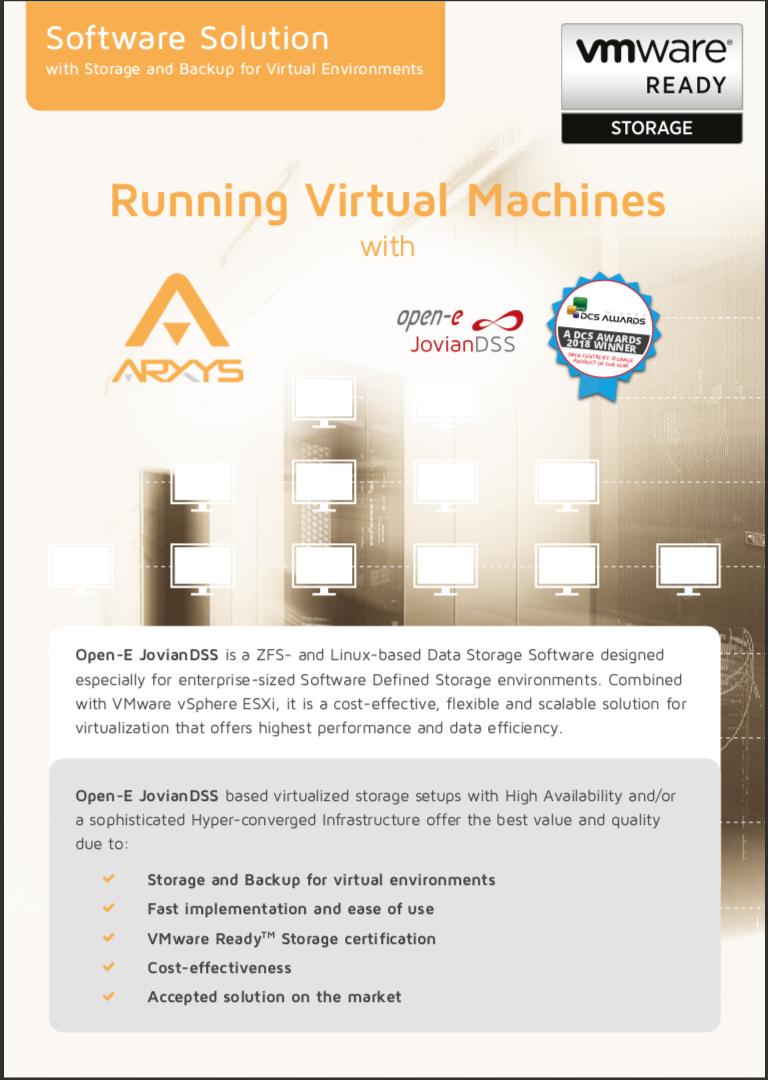 VMware virtual machines