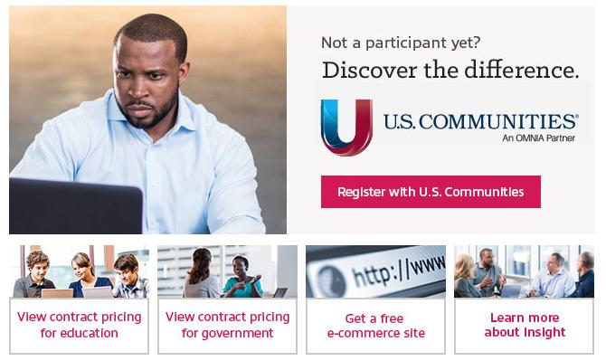 US communities contract